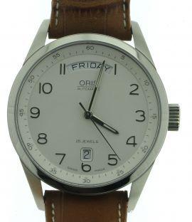 Oris Xxl Watches Classic Xxl Full Day 660 7531 40 61 Lb